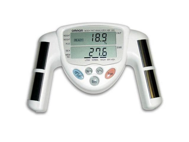 body fat percentage analyzer accuracy