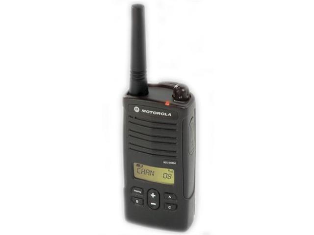 Motorola Rdu4160d 4w, 16c Uhf Radio