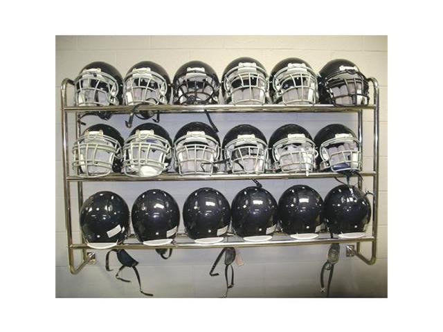 Wall Mounted Helmet Rack - OEM