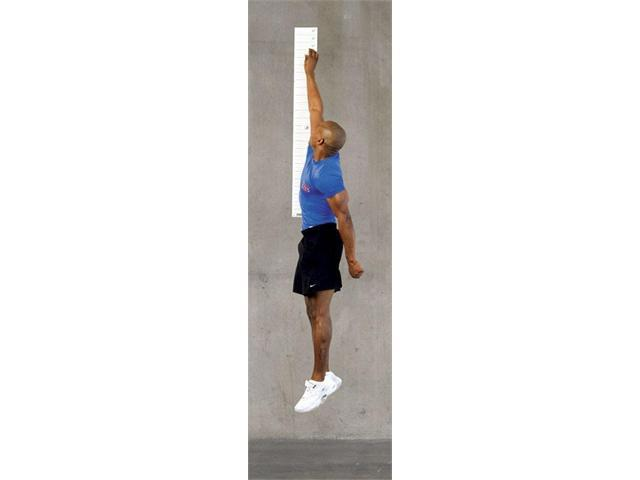 how to build a vertical jump tester
