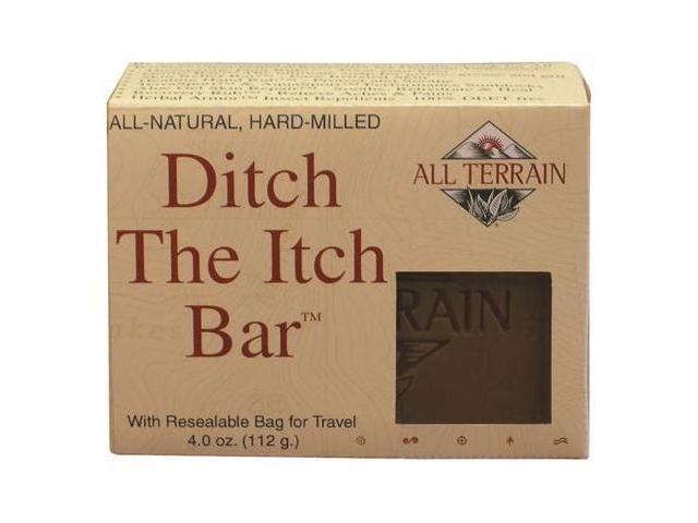 Ditch The Itch Soap - All Terrain - 4 oz - Bar