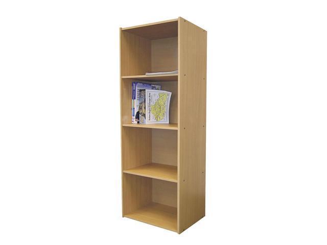 Ore International 4 Level Bookshelf - OEM