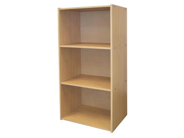 3-Level Bookshelf