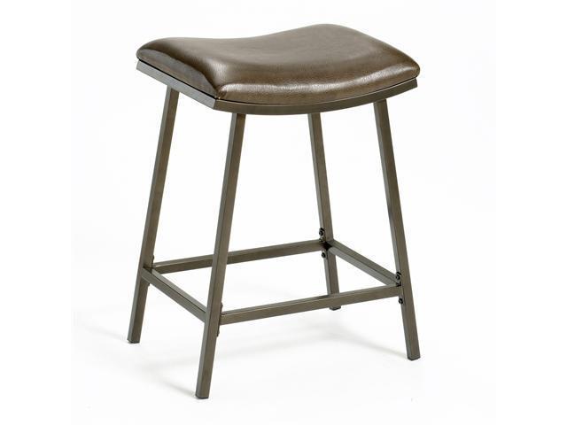 Hillsdale Furniture Saddle Adjustable Barstool