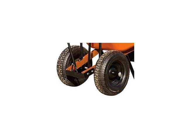 Leonard Two Wheel Wheelbarrow Conversion Kit