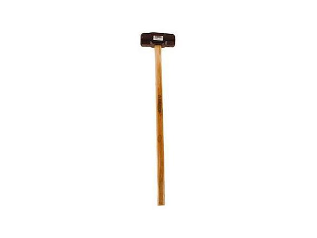 Sledge Hammer 12 Lb Double Face With Hardwood Handle