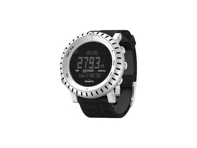 Suunto SS014280010 Core Aluminum Watch - Black
