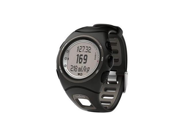 Suunto T6D Heart Rate Monitor Black Smoke Watch