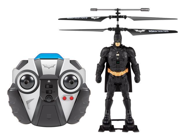World Tech Toys ZX-35886 DC Comics Licensed Batman 2CH IR RC Helicopter