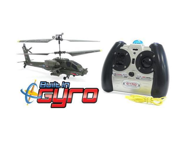 Syma S109G AH-64 3.5CH Electric RTF RC Helicopter with Gyro