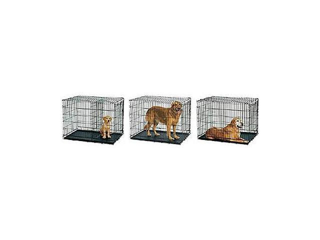 """Midwest Life Stages Single Door Dog Crate 22"""" x 13"""" x 16"""" - LS-1622"""