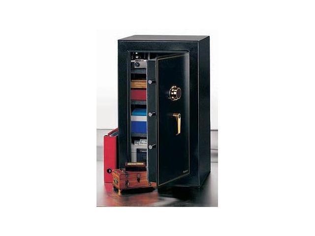 Black Floor Safe, 6.11 cu. ft. Capacity, D888, Sentry Safe