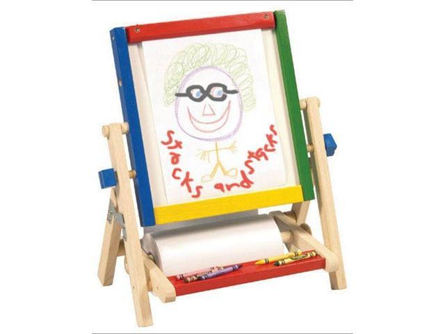 4-in-1 Flipping Tabletop Easel - by Guidecraft