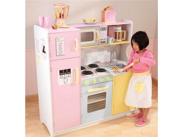 KidKraft Large Pastel Play Kitchen