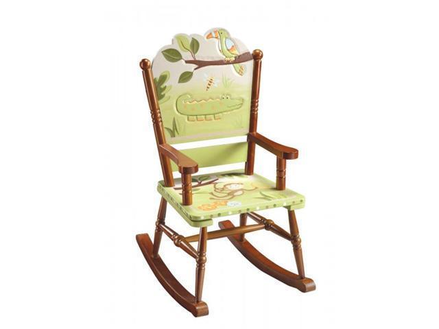 Papagayo Rocking Chair - by Guidecraft