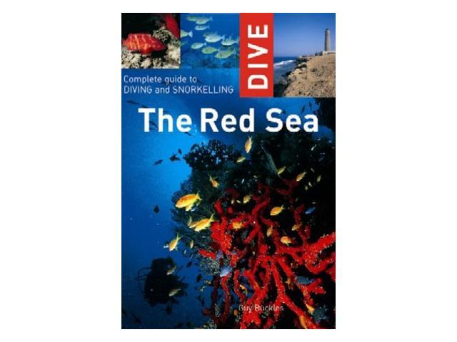 Dive - The Red Sea - Paperback -Great for Scuba Divers and Snorkelers
