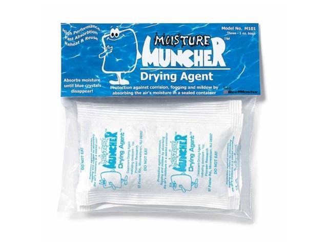Sealife Moisture Muncher Bags for Sealife Underwater Cameras and More