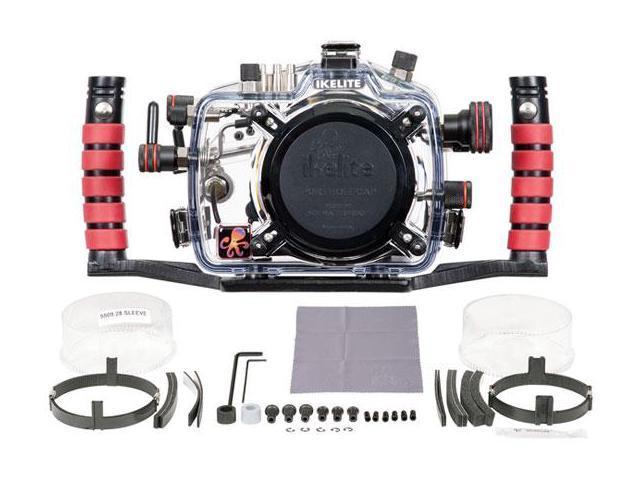 Ikelite SLR-DC Housing / Nikon D800, D800E Used For Snorkeling or Scuba Diving