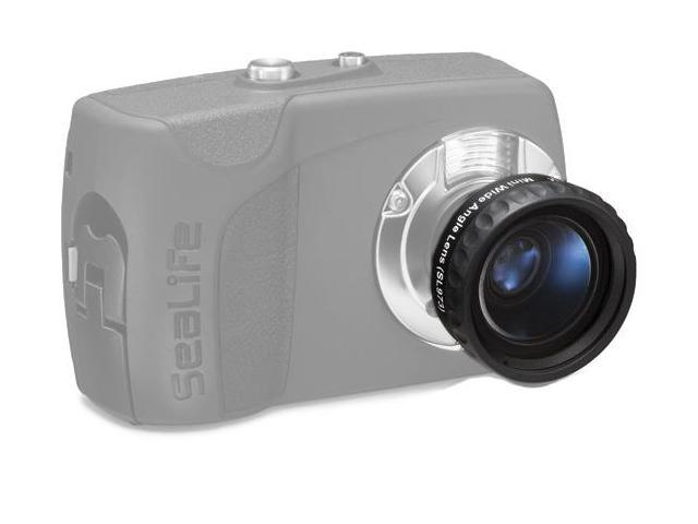 Sealife Wide Angle Accessory Lens for Mini II for Underwater Photography