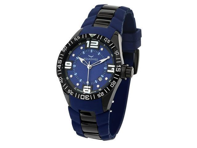 Aquaswiss 80GH049 Trax Man's Modern Large Watch