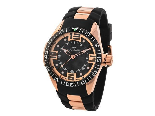 Aquaswiss 80GH074 Trax Man's Modern Large Watch