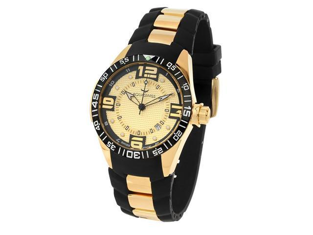 Aquaswiss 80GH060 Trax Man's Modern Large Watch