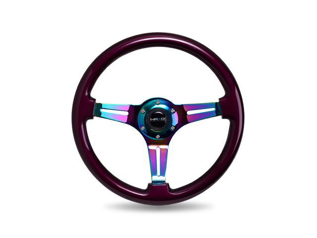 Steering Wheel Costume Neo Chrome Steering Wheel