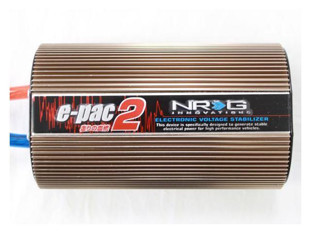 NRG Innovations Epac-200 Voltage Stabilizer  GOLD