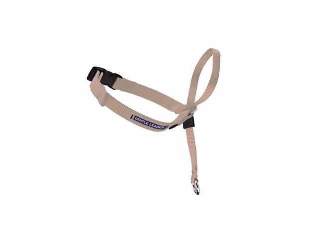 Gentle Leader Head Collar Large  Fawn