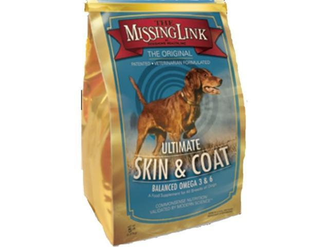 Missing Link Ultimate Skin & Coat for Dogs (5 Pound)