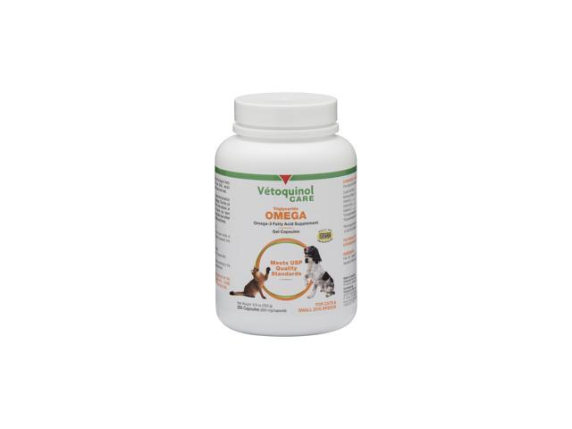 Tri-Omega Capsules for Small Dogs and Cats (250 Capsules)
