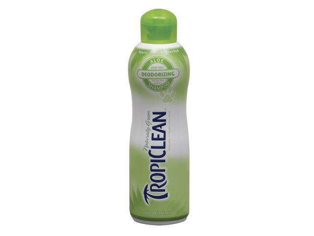 TropiClean Aloe Moist Shampoo 20oz