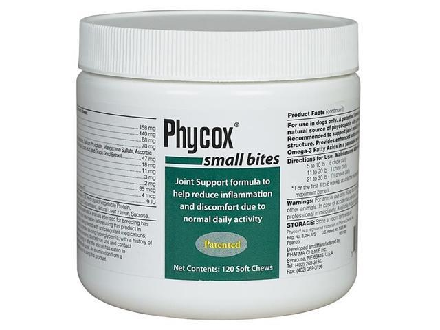 Phycox Small Bites (120 Soft Chews)