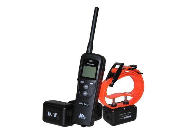 DT Systems SPT-2422 Super Pro e-Lite Trainer 2 Dog System