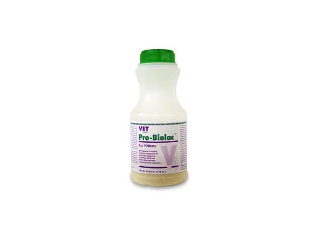 Pro-Biolac Milk Replacer for Kittens (50 grams) Makes 8 ounces