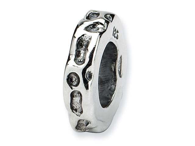 Sterling Silver SimStars Reflections Spacer Bead