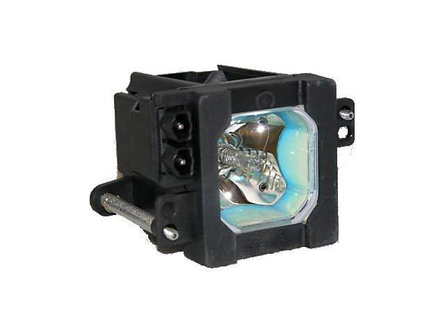 DLP lamp/bulb and housing replacement for JVC TS-CL110UAA / TS-CL110U