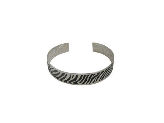 Adjustable Tiger Skin Design Armband