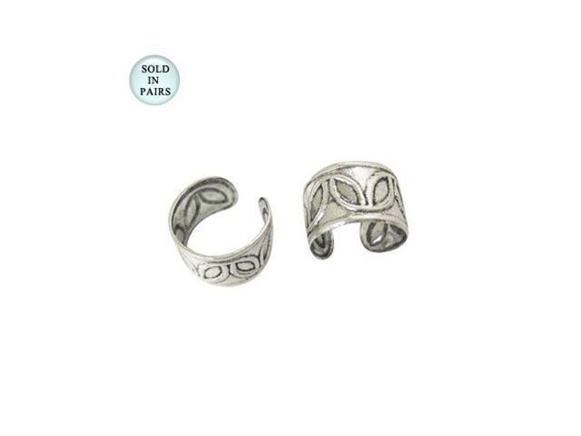 Ear Cuffs Sterling Silver Classic Design