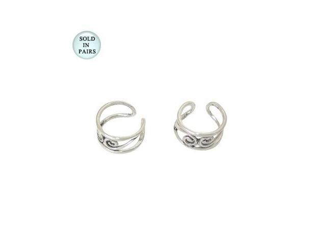 Ear Cuffs Sterling Silver Unique Design
