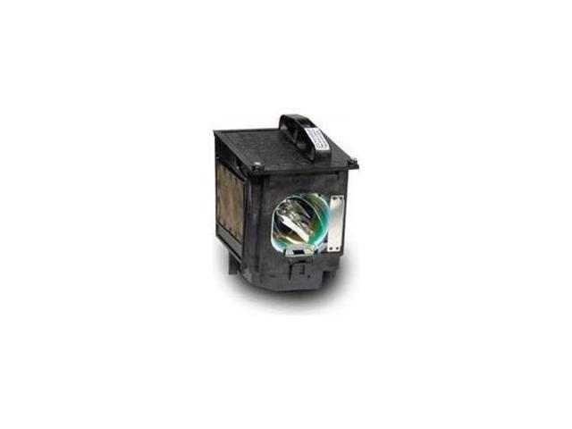 915P049020 - COMPATIBLE REPLACEMENT LAMP WITH HOUSING FOR Mitsubishi TVs - by PROLITEX