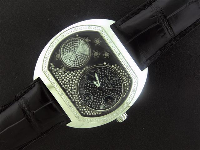 New IceTime Holiday 20 diamonds 48 mm Watch