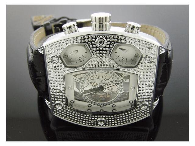 Men's Ice Ice by Icetime 47MM 10 Diamonds watch