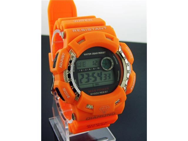 Diamond Shock by King Master 12 Diamond sports ORANGE
