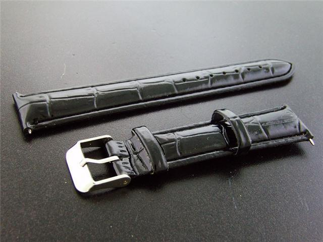 Ice Ice by Icetime Genuine leather band 18 MM Black