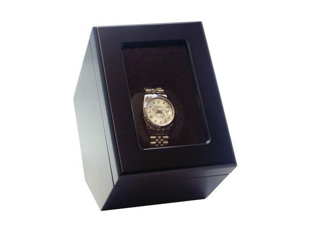 Heiden Prestige Single Watch Winder - Black