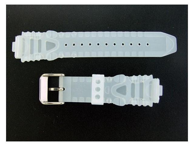 NEW! Aqua Master Plastic Sport Watch Band 17mm Wide