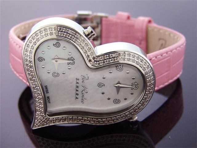 Ladies Joe Rodeo Sahara1.40 CT Diamond Love JRS1