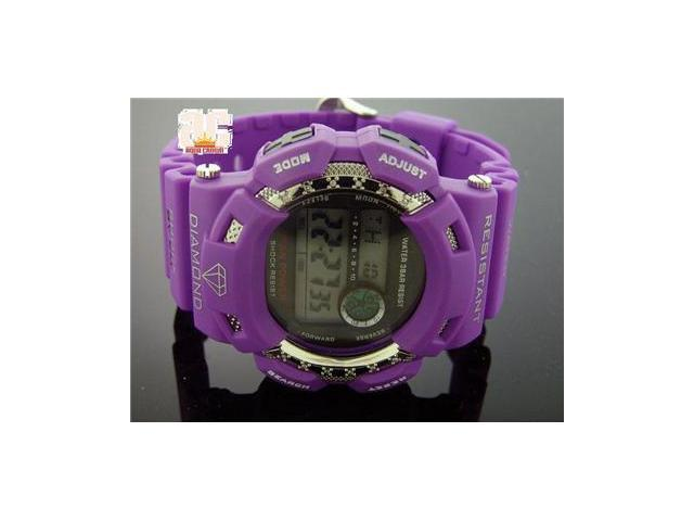 Diamond Shock by King Master 12 Diamond sports PURPLE
