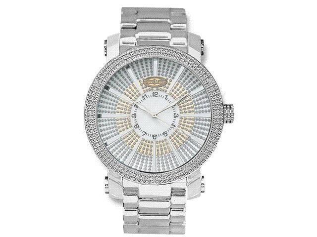 New Grand Master Round 12 Diamonds 50MM Watch GM1-SO1